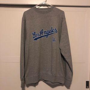 Dodgers Stussy Los Angeles Crew Neck